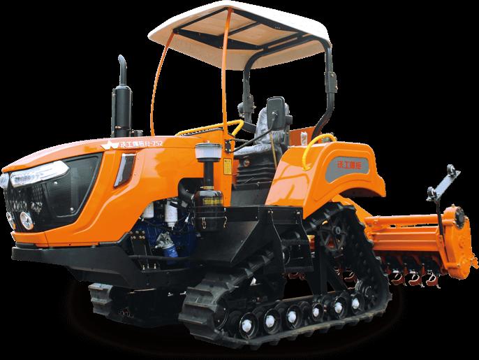 752轻型履带式拖拉机