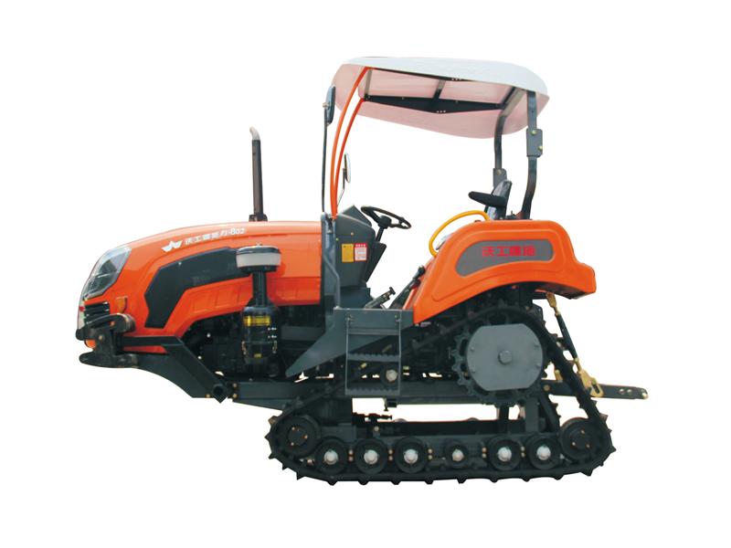 802履带拖拉机